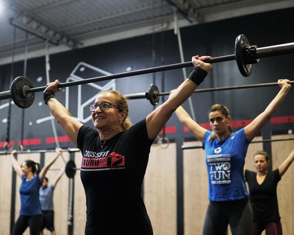 O CrossFit é para todo mundo
