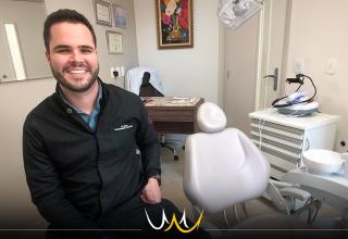 Dentista de Bauru conta como se rendeu à odontologia estética com harmonização facial