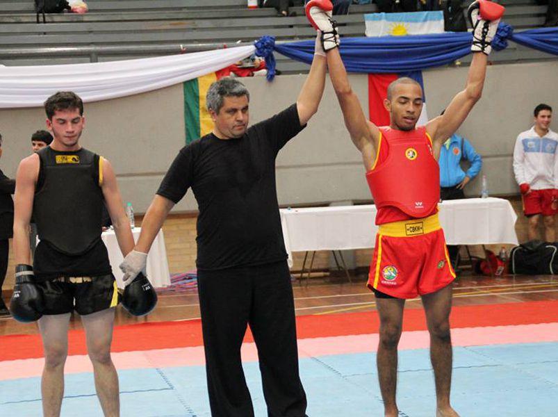 atleta de bauru kung fu