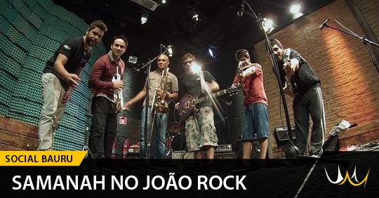 Samanah vence concurso e irá abrir o festival João Rock