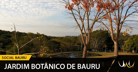 Jardim Botânico de Bauru é enquadrado em nova categoria