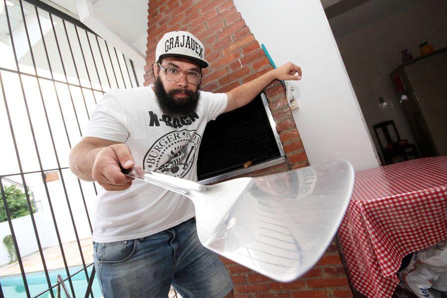 Rodrigo Peters é um dos idelizadores do Bença Quintal Gourmet