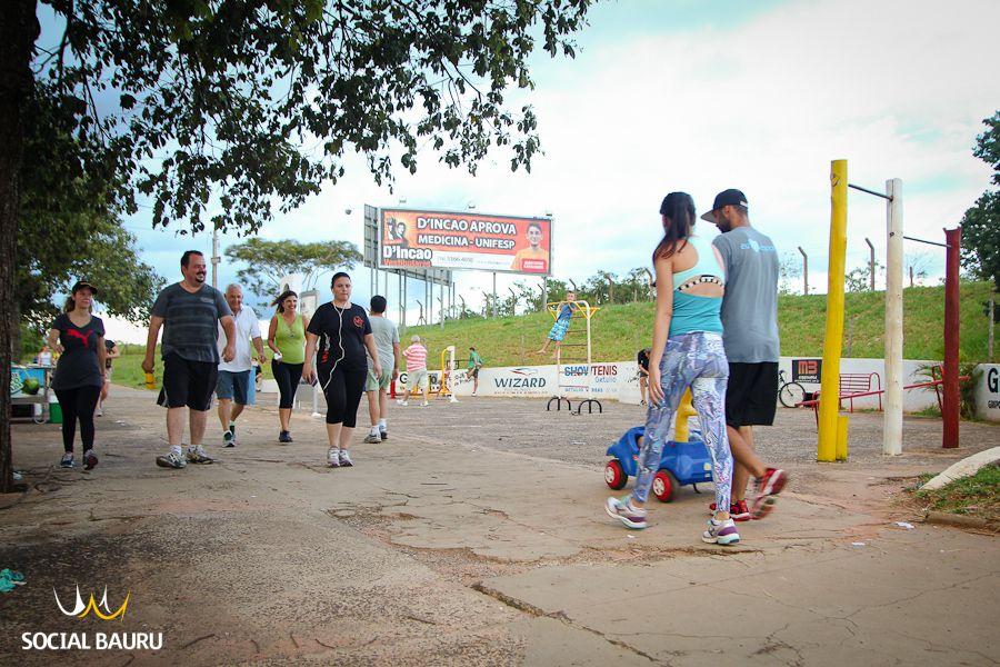 espaços publicos em bauru
