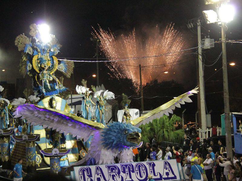 carnaval de bauru