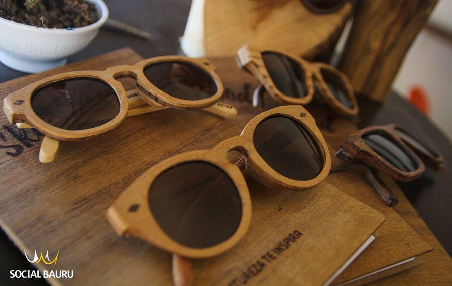 Bauruenses criam empresa especializada em óculos de madeira de ... 91e6b1c2ab