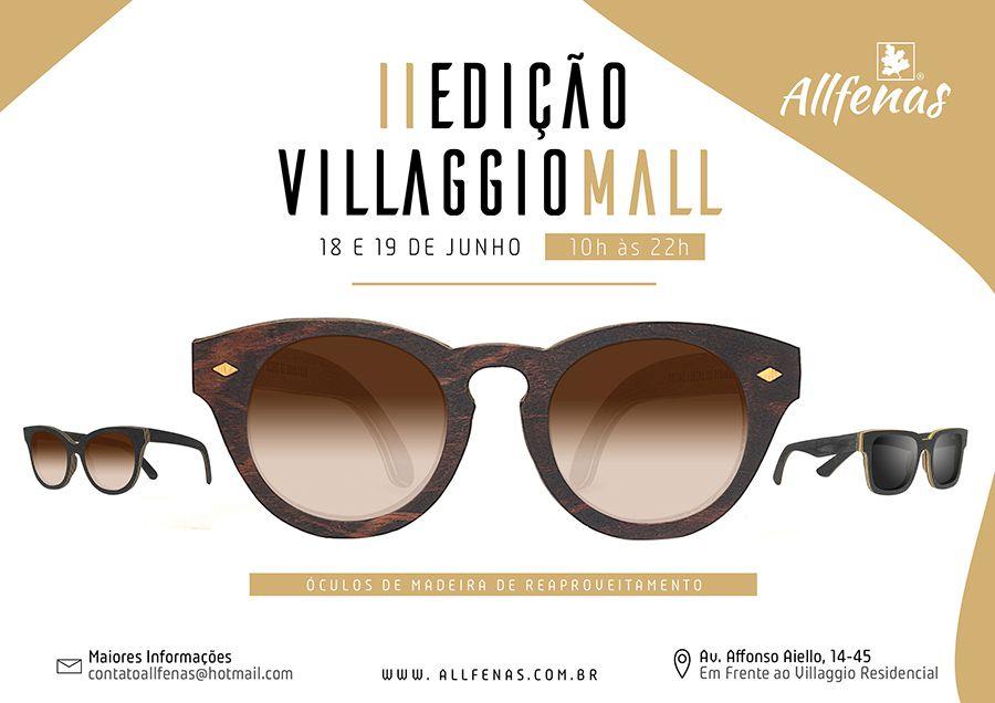 Allfenas, loja especializada em óculos de madeira, estará com ... df474b026b