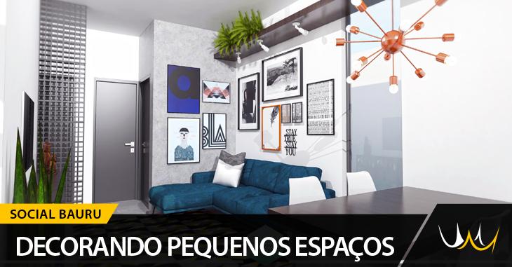 5 arquitetos de bauru d o dicas de como decorar lugares - Decorar sitios pequenos ...