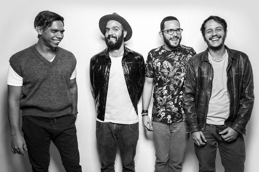 A apresentação da banda Mamelungos, no Sesc de Bauru, é gratuita