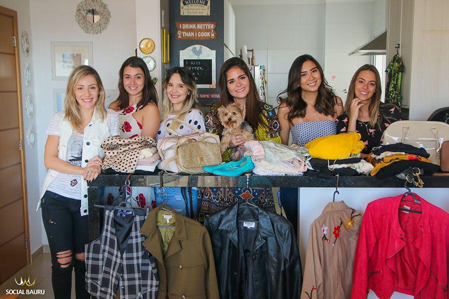 5c7323656e6 Bauruenses organizam bazar com roupas a partir de R 1 neste sábado ...