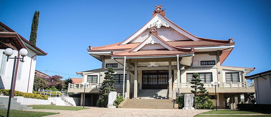 13 fotos que mostram a beleza da Igreja Tenrikyo de Bauru