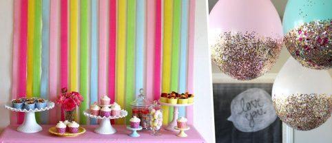 ideias para preparar festa de aniversario