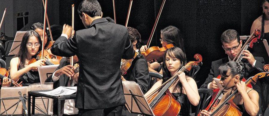 As matrículas para o curso da banda e orquestra sinfônica estão abertas