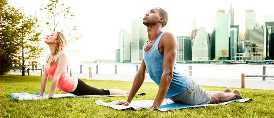 Yoga na Praça Bauru será no Jardim Botânico