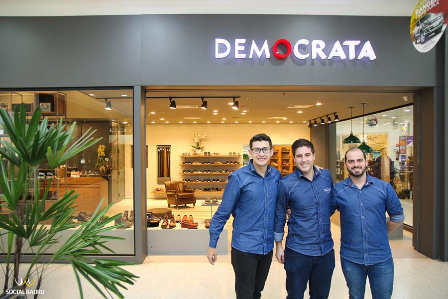 49ca9487e Loja da família Carvalho é destaque como maior da franquia Democrata ...