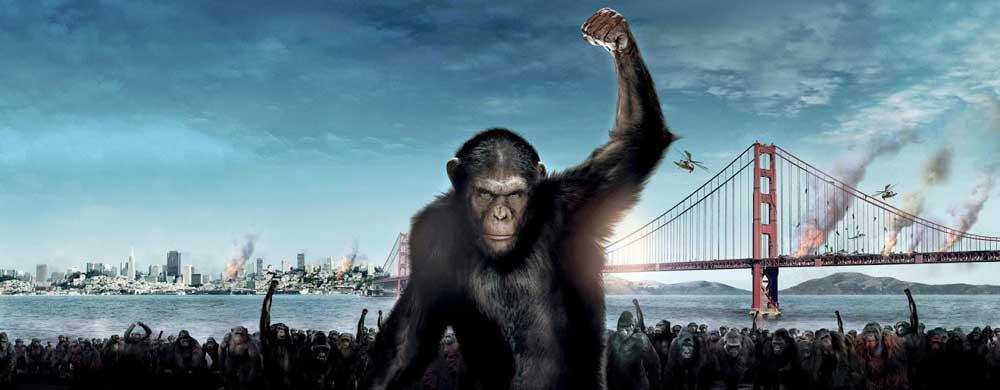 planeta dos macacos nos cinemas de bauru