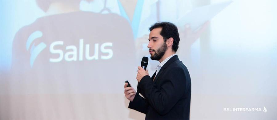 Startup bauruense, Salus, é premiada entre 365 projetos