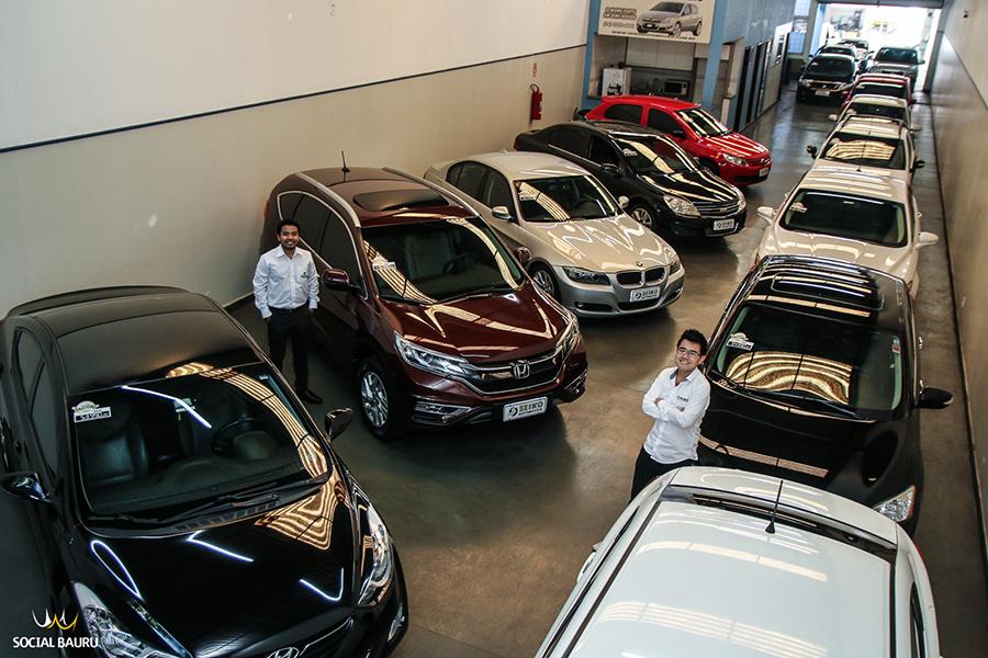 Seiko Automóveis está localizada ao lado do Confiança Rodoviária