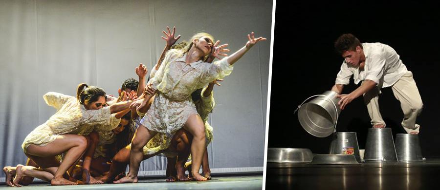 Apresentações Companhia Estável de Dança de Bauru
