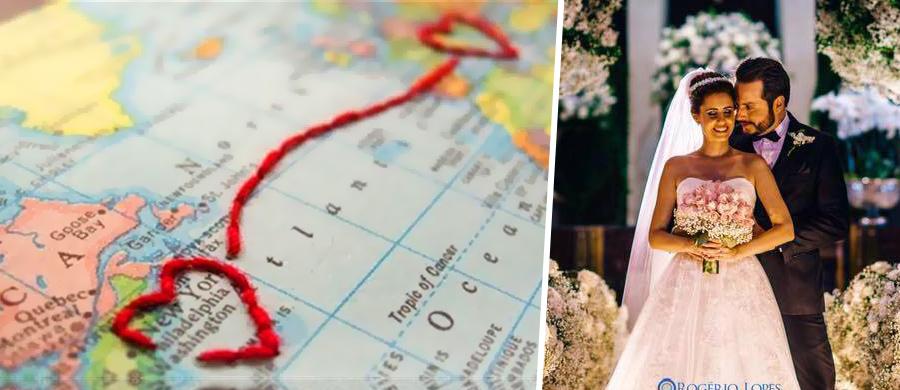 Bauruenses contam como é ter um relacionamento à distância