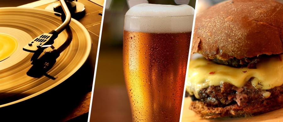 """Sin Tae comemora 10 anos com evento """"Beer, Burguer e Vinil"""""""