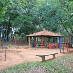 Playground do Bosque da Comunidade em Bauru