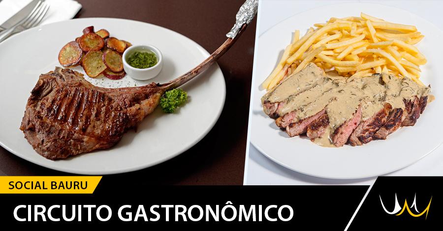 Circuito Gastronomico : Hoje começa a ª edição do circuito gastronômico de