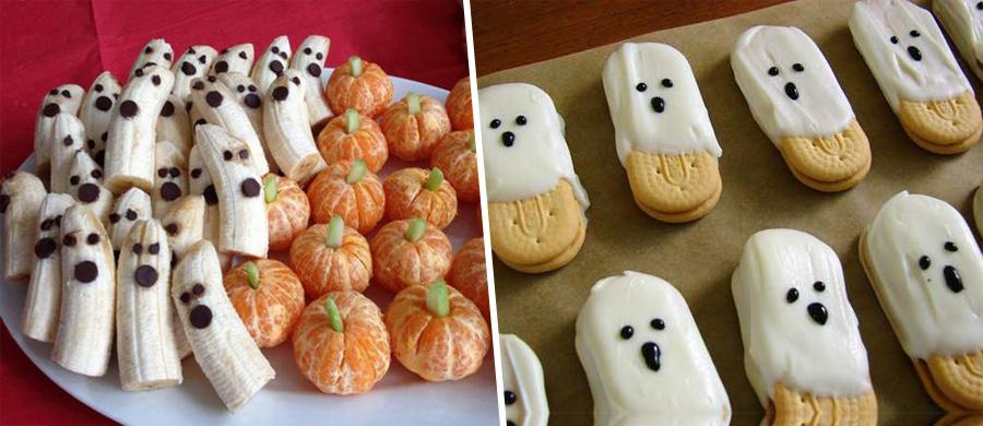Receitas para festas de Halloween Bauru