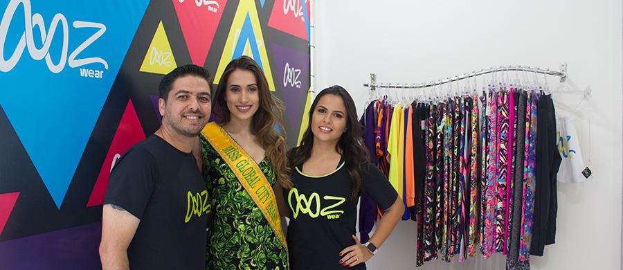 MZ Wear moda fitness e praia é uma marca bauruense