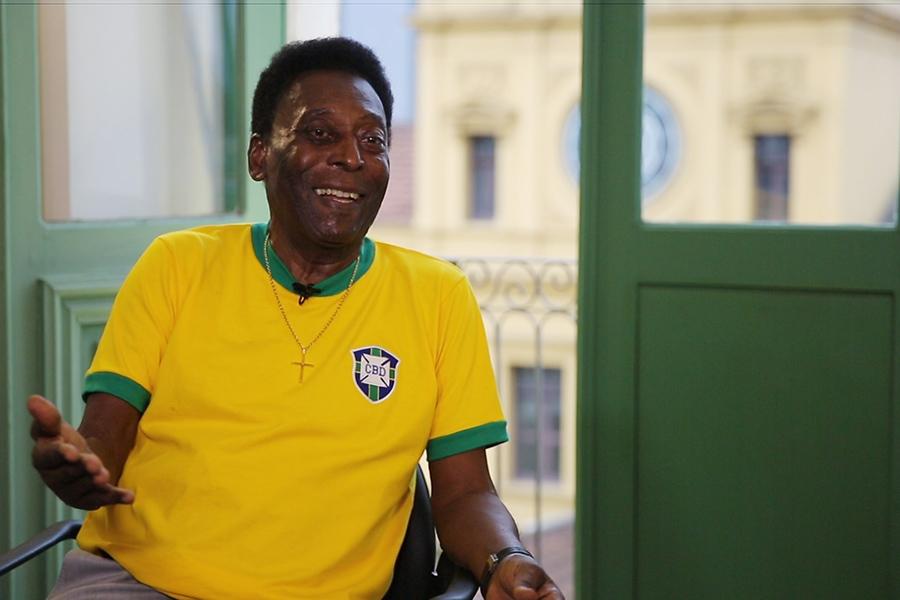 exposição Pelé em Bauru
