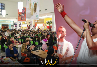 Happy Week no Bauru Shopping conta com promoção e cover do Queen