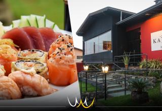 Restaurante japonês Kameo reinaugura em novo lugar e com almoço aos domingos