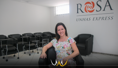 Rosa Boutique ganha novo espaço Unhas Express