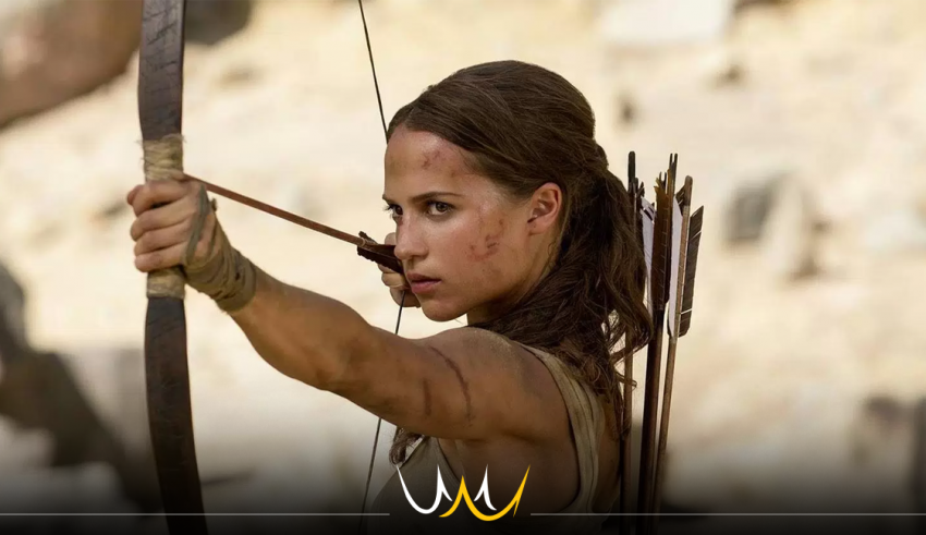 Tomb Raider A Origem estreia nos cinemas de Bauru