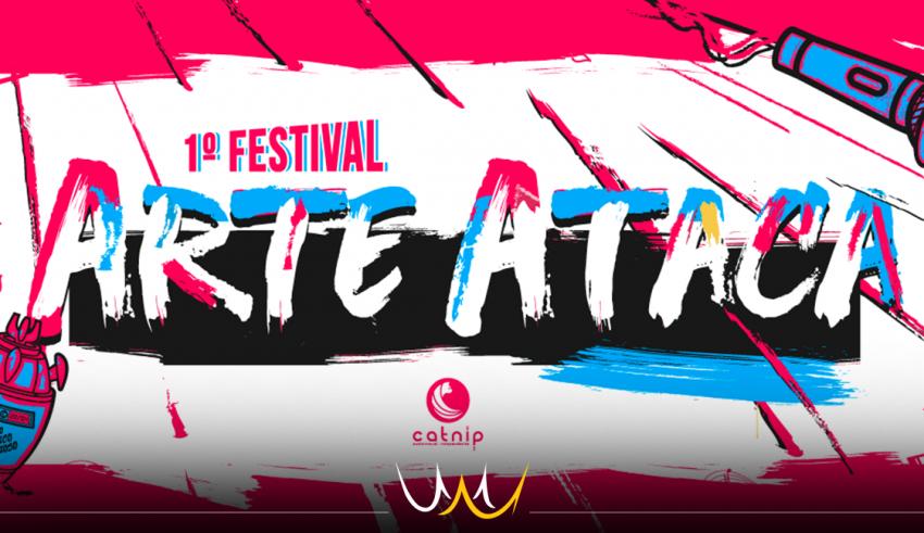 Festival Arte Ataca em Bauru