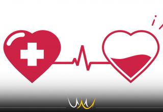 Campanha de doação de sangue em Bauru