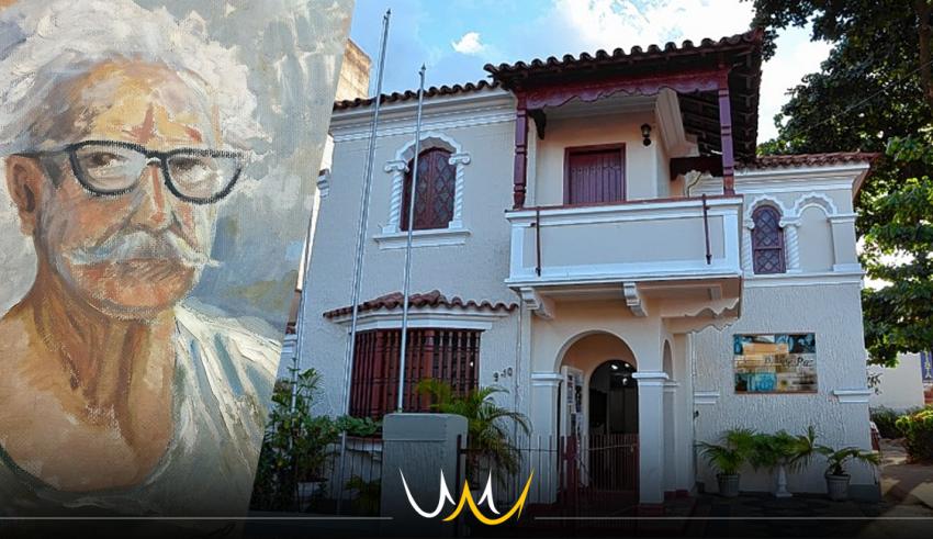 Exposição das obras dos irmãos Ponce Paz em Bauru