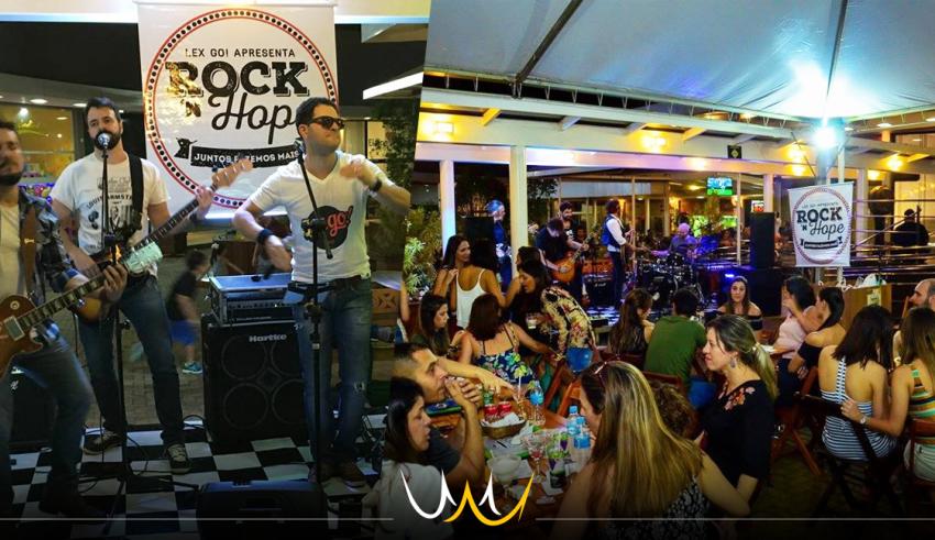 7º Rock 'n Hope em Bauru