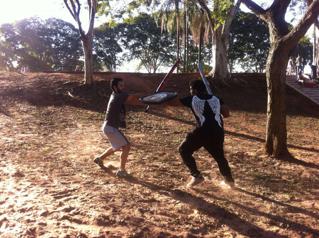swordplay bauru