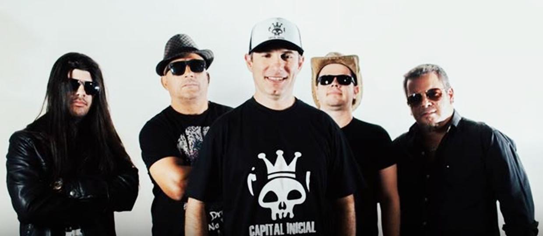 Show gratuito de tributo à banda Capital Inicial será nessa sexta (27) em Bauru