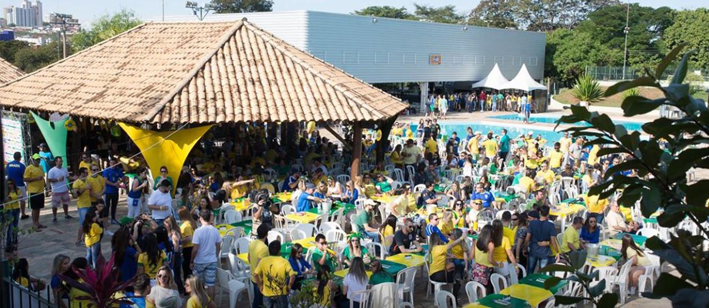 BTC na Copa: 12 horas de festa para os bauruenses torcerem pelo Brasil