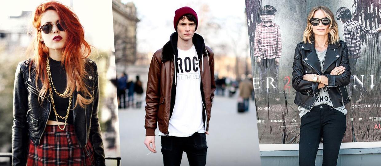 10 ideias de looks para comemorar o Dia do Rock no estilo!