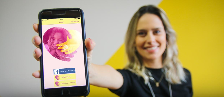 Conheça o Seu Gesto, app bauruense para facilitar as ações beneficentes na cidade