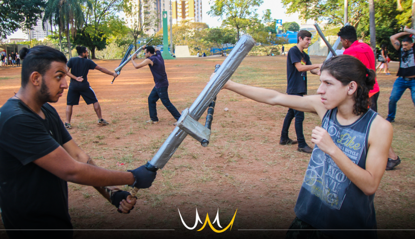 swordplay bauru