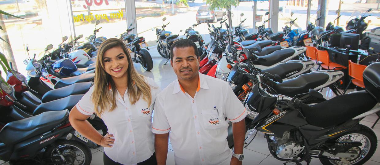 concessionária top motos bauru