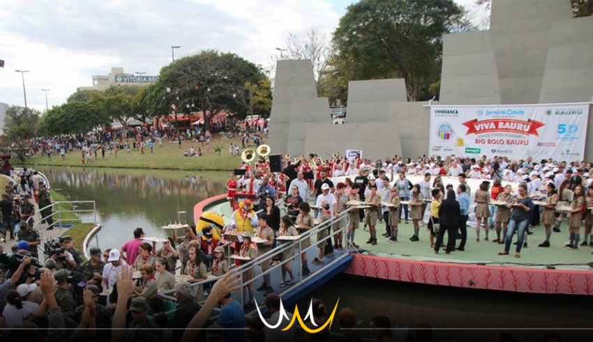 Bauru comemora os 122 anos da cidade com cinco dias de programação