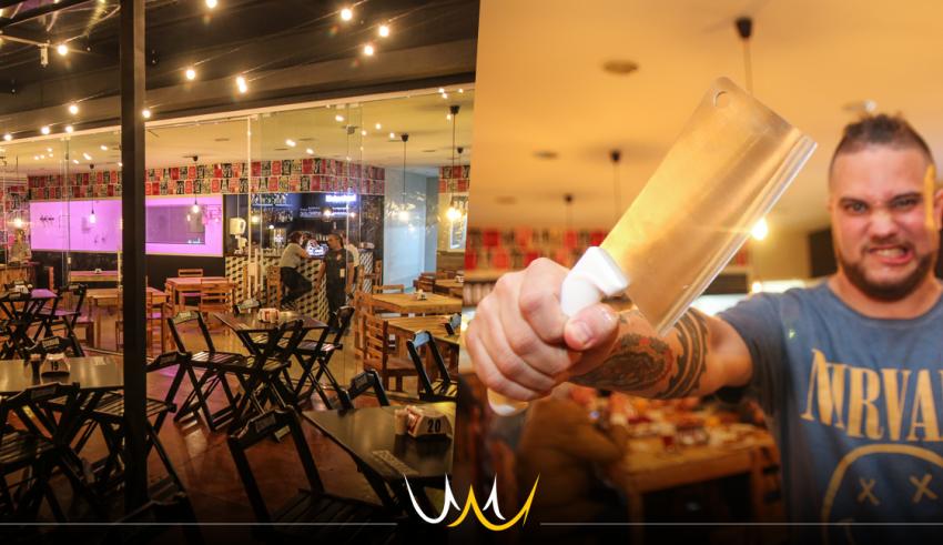 Gastronomia descontraída é a aposta do Fio do Cutelo, novo pub em Bauru