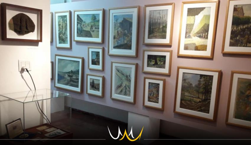 Exposição com as 114 obras restauradas de artistas bauruenses começa hoje (3) na Pinacoteca