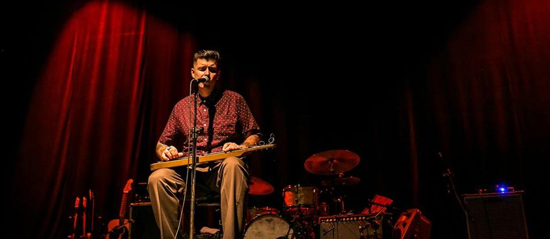 Show gratuito traz o blues de Netto Rockefeller para o Sesc Bauru nesta quarta (22)