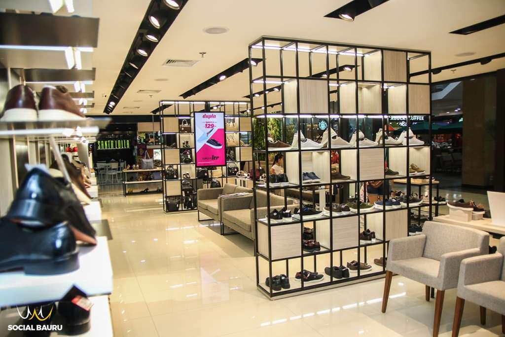 cebce9125aa Oscar Calçados abre a primeira loja modelo na cidade de Bauru