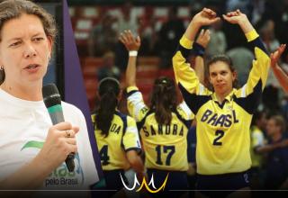 Ana Moser vem a Bauru nesta sexta (28) para participar de bate-papo gratuito sobre esporte